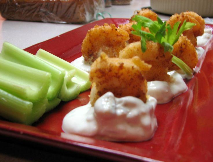 Shrimp Appetizers Food Network  Pinterest