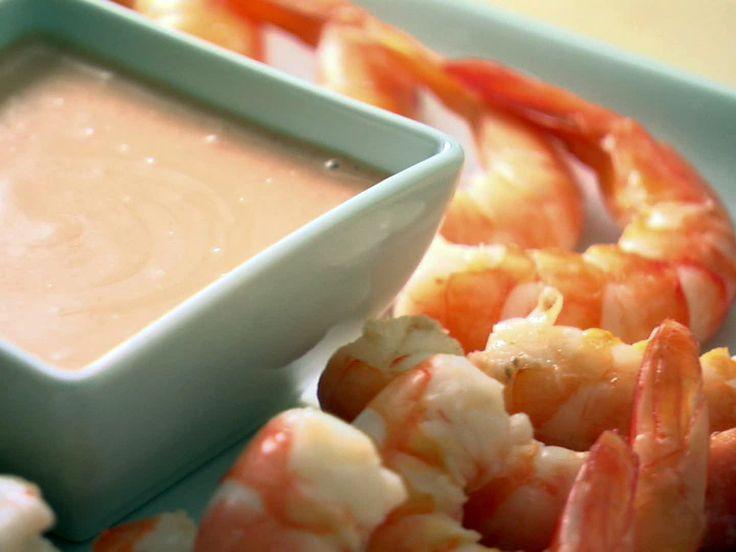 Shrimp Appetizers Food Network  Shrimp with Russian Dressing Recipe Ina Garten Food
