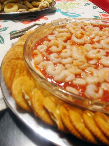 Shrimp Cocktail Dip  Shrimp Dip
