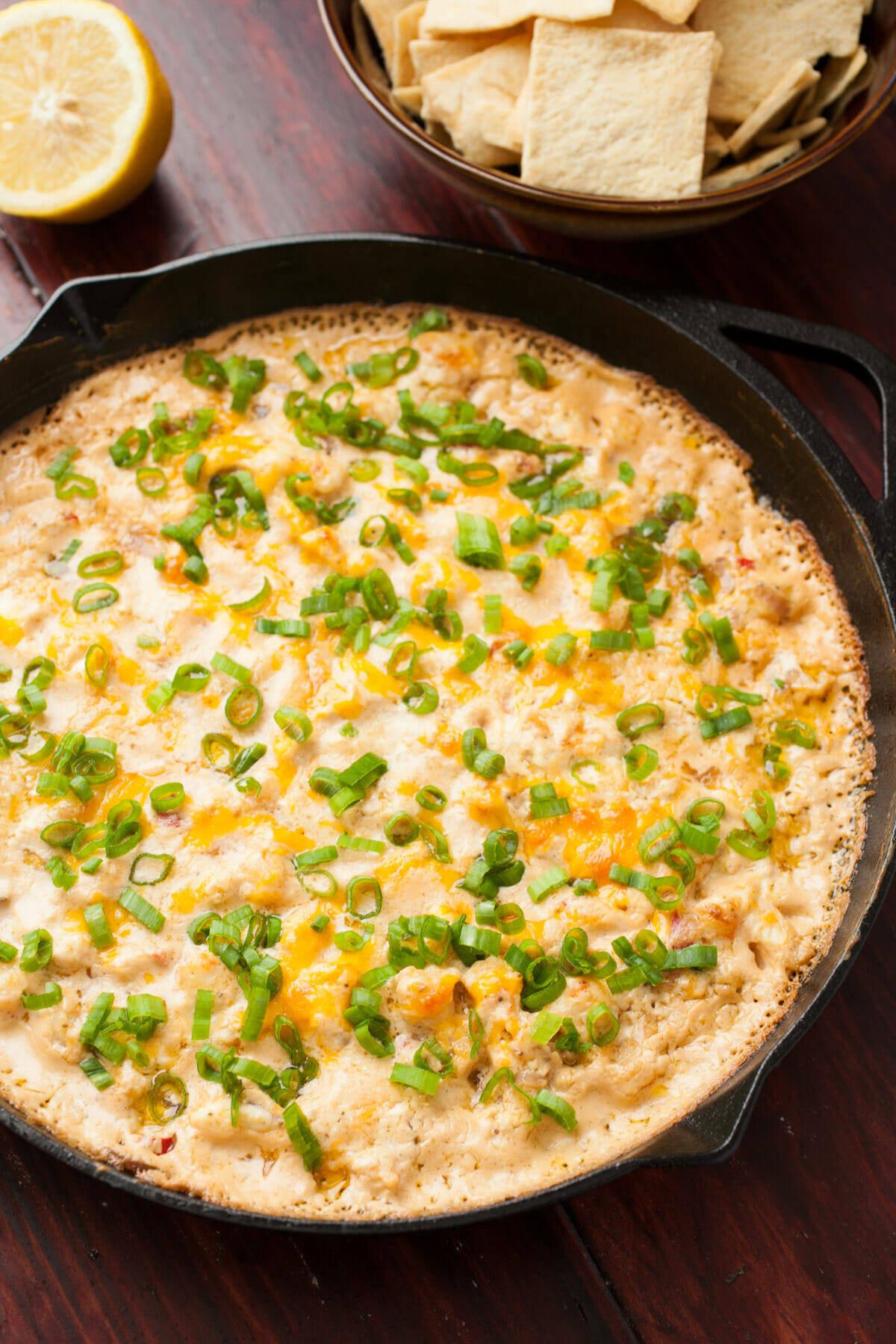 Shrimp Dip Recipes  Easy Baked Shrimp Dip Recipe Macheesmo
