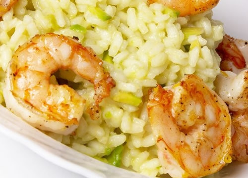 Shrimp Risotto Recipe  Shrimp Risotto Recipe The Reluctant Gourmet