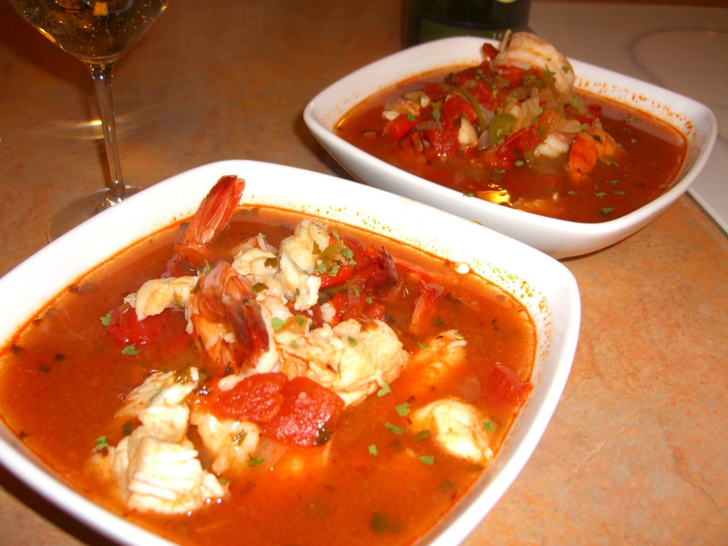Shrimp Soup Recipes  Mexican Seafood Soup Recipe