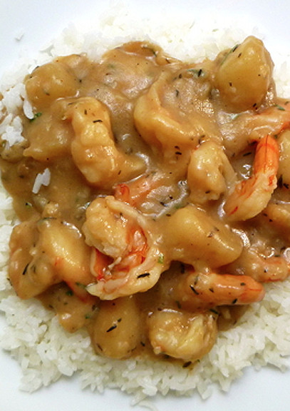 Shrimp Stew Recipe  Scrumpdillyicious Emeril s Cajun Shrimp Stew