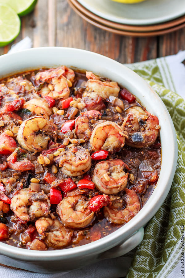 Shrimp Stew Recipe  Baked Shrimp Stew Recipe
