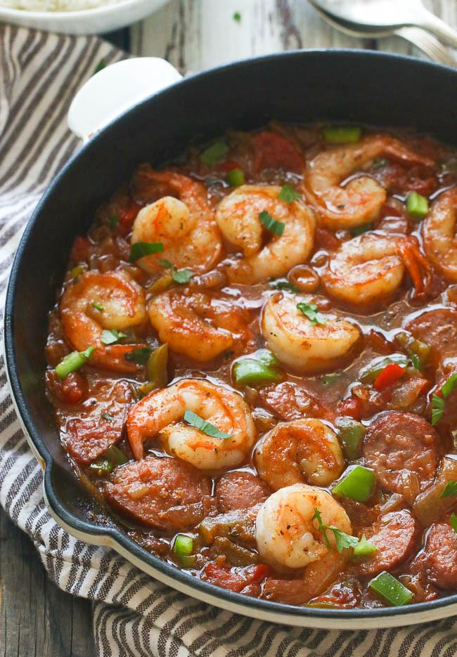 Shrimp Stew Recipe  Creole shrimp Immaculate Bites