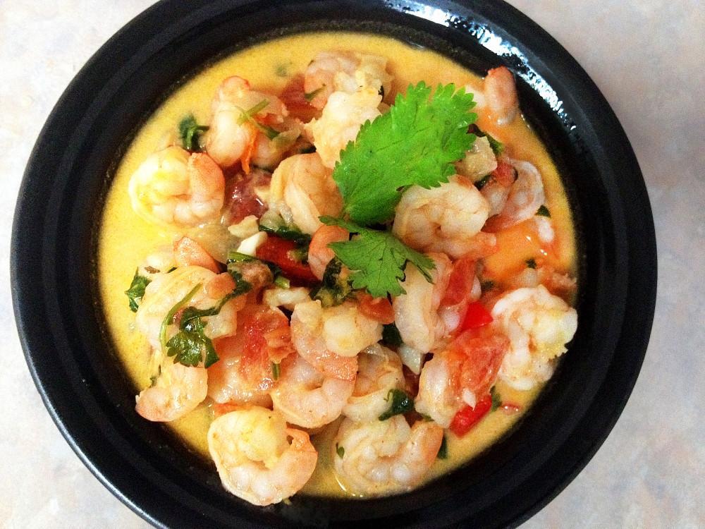 Shrimp Stew Recipe  Coconut Shrimp Stew