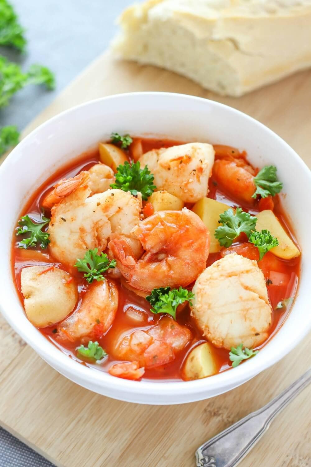 Shrimp Stew Recipe  Slow Cooker Seafood Stew I Heart Nap Time