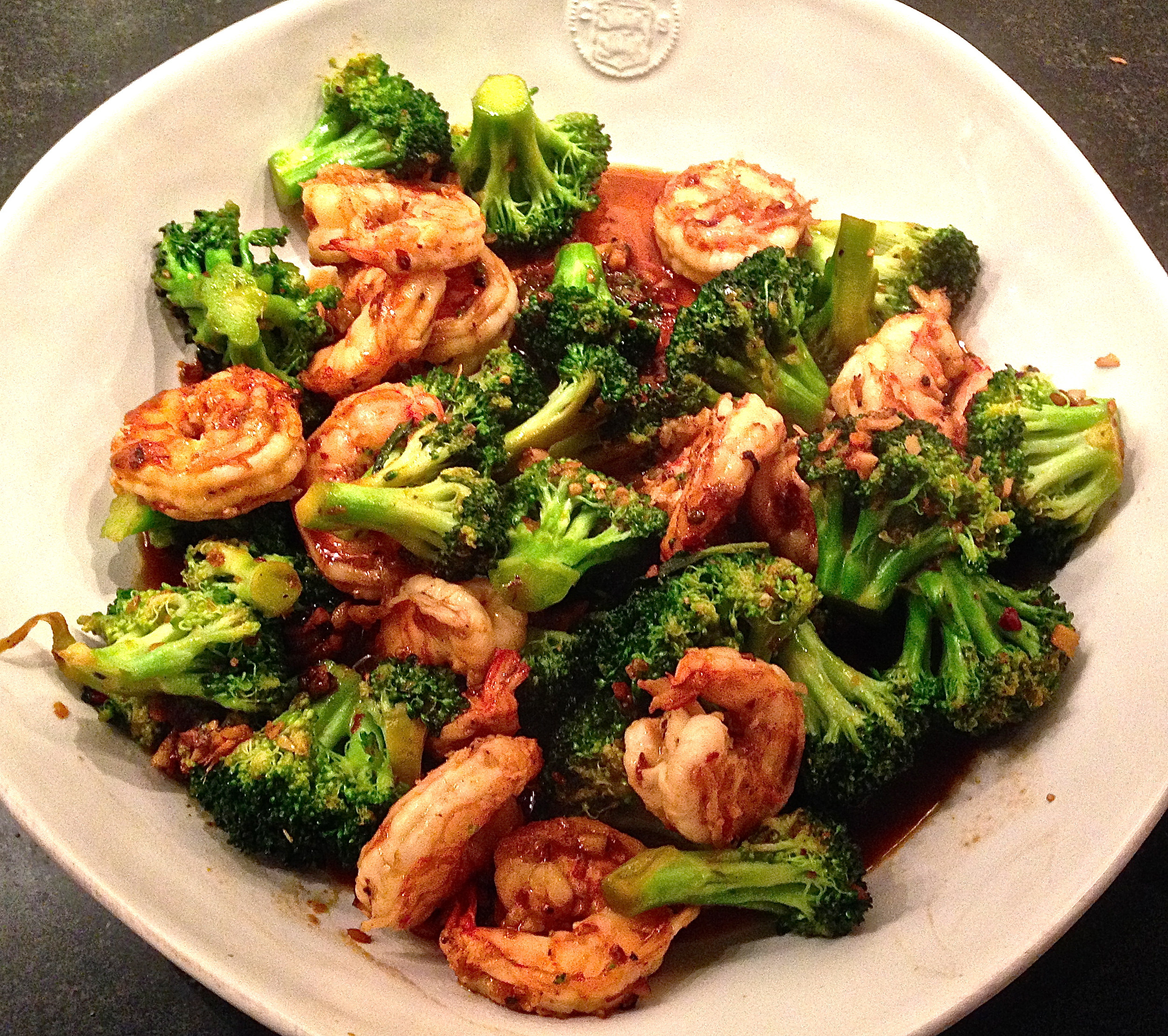 Shrimp With Broccoli  Chinese Cooking