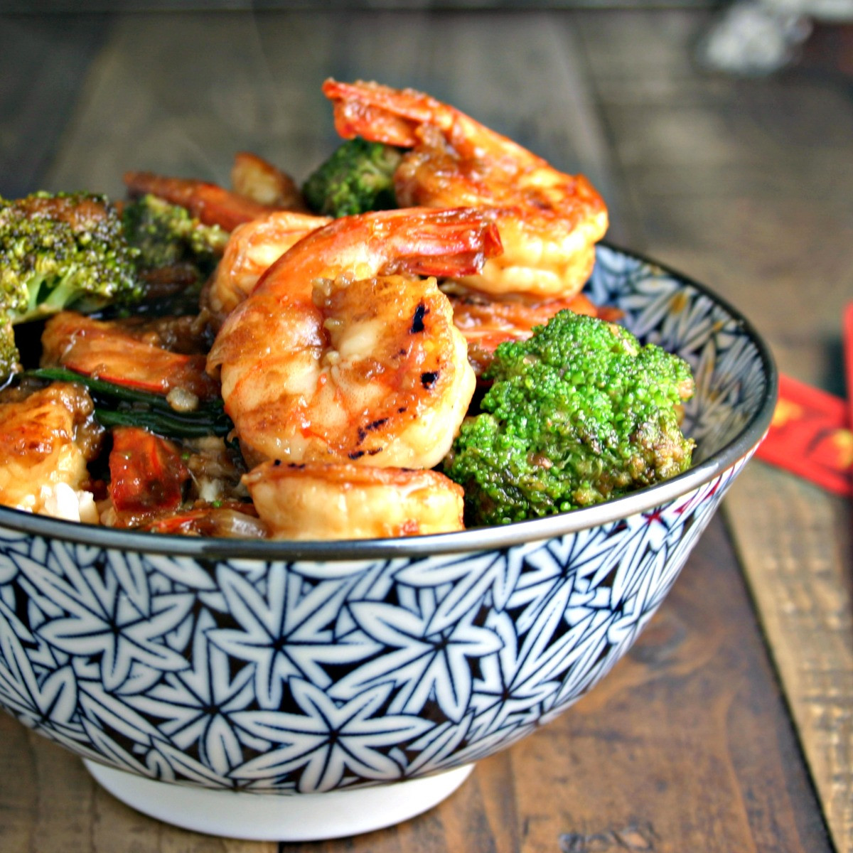 Shrimp With Broccoli  Chinese Shrimp and Broccoli Stir Fry The Weary Chef