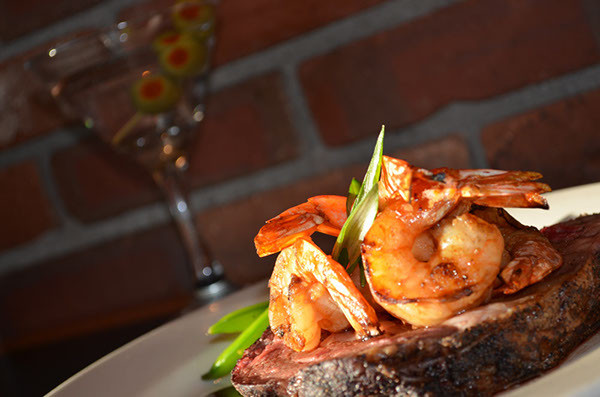 Shrimps And Prime Rib  Shrimp and Prime Rib Foodtography on Behance
