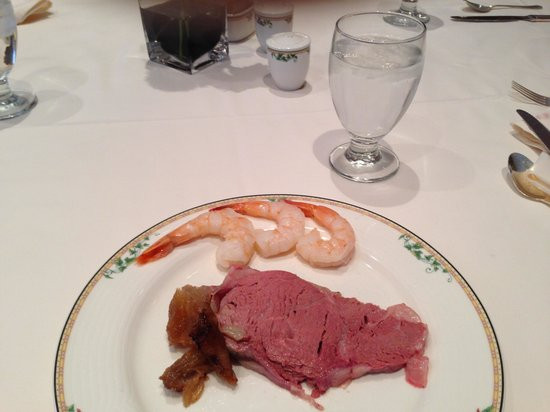 Shrimps And Prime Rib  The very best Omlets in Cooperstown Picture of The