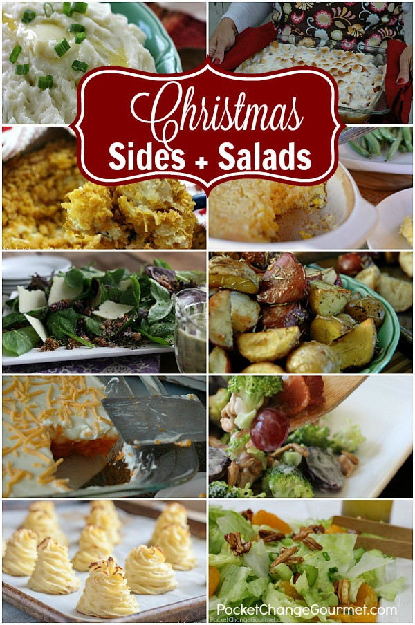 Side Dishes For Christmas Dinner  Christmas Side Dishes and Salads Recipe