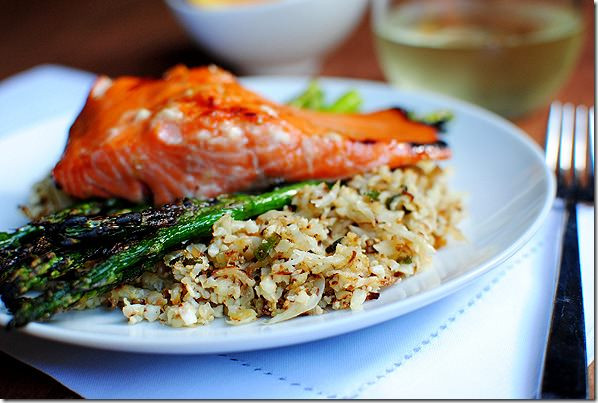 Side Dishes For Salmon  rice side dish for salmon