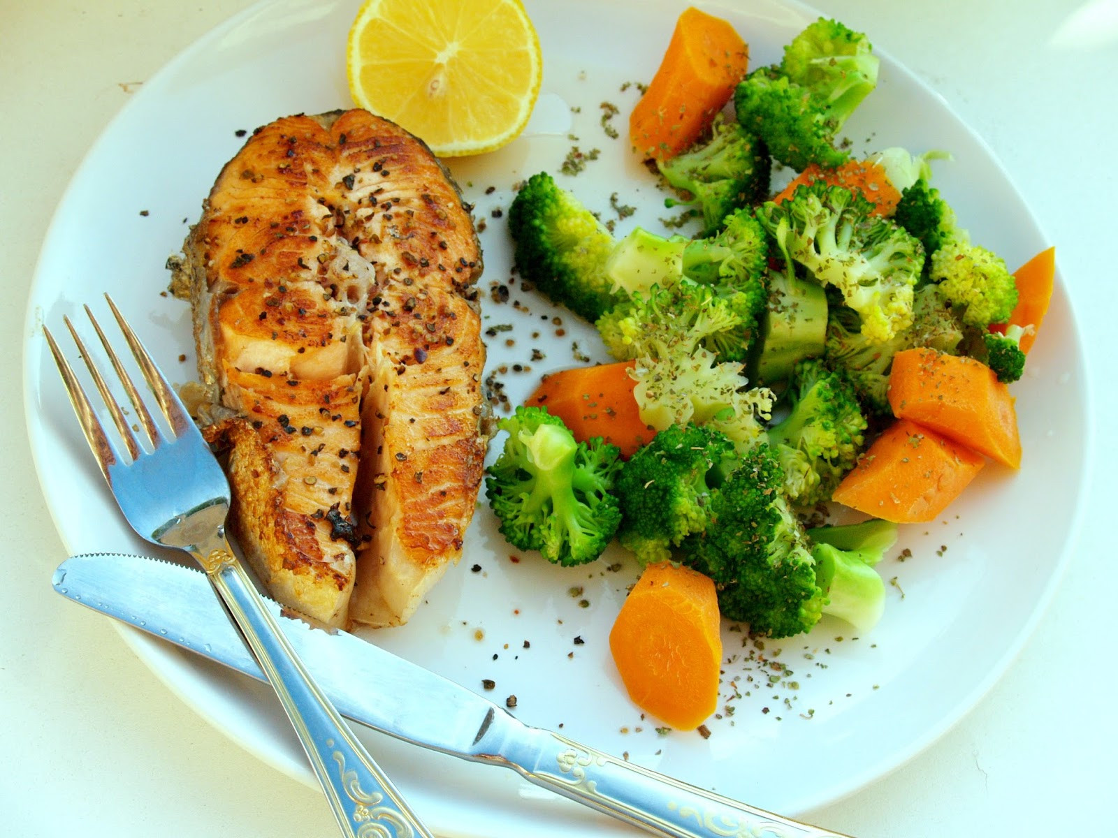 Side Dishes For Salmon  Gourmet Balance from home made to Gourmet The easiest