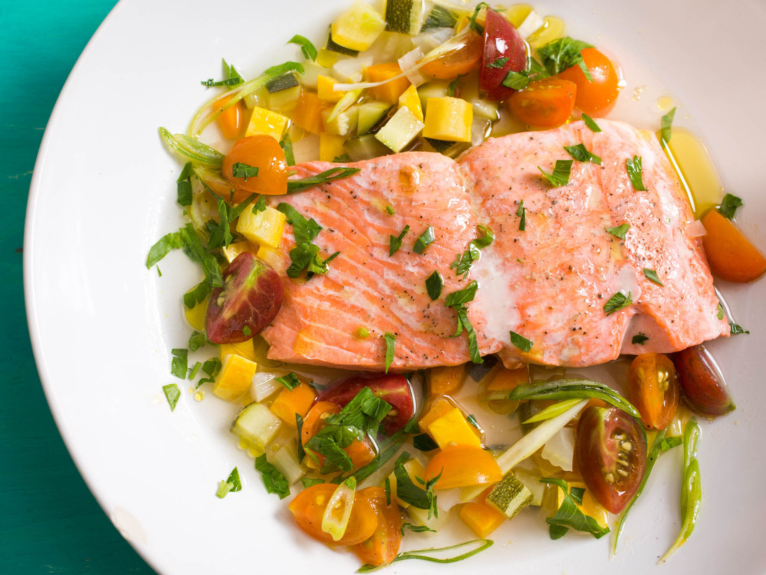 Side Dishes For Salmon  What to Eat With Salmon Tried and True Side Dishes for a