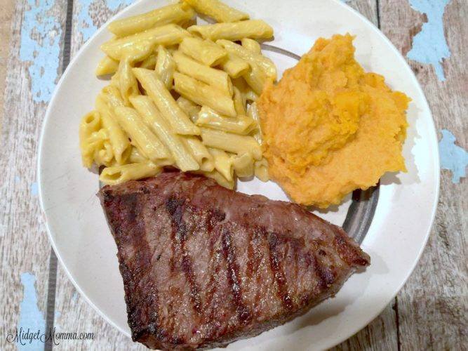 Side Dishes For Steak Dinner  New Bird s Eye Veggie Made sides are PERFECT with a Steak