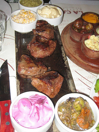 Side Dishes For Steak Dinner  photo