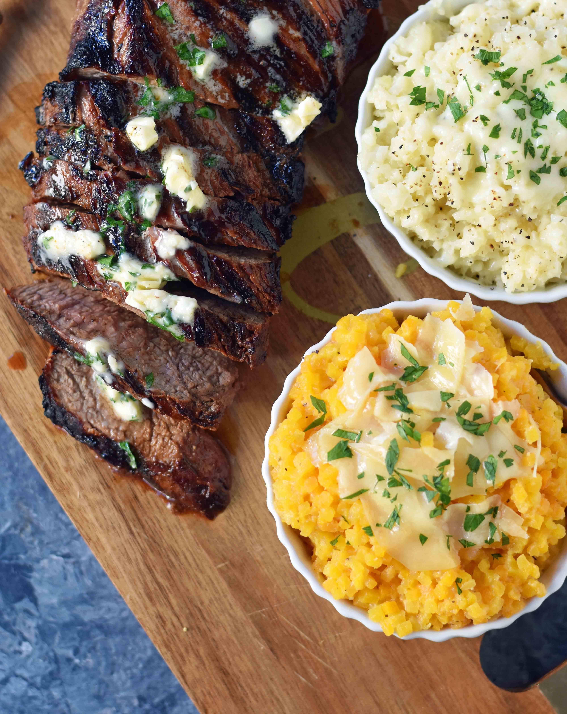 Side Dishes For Steak Dinner  Grilled Tri Tip Steak Marinade