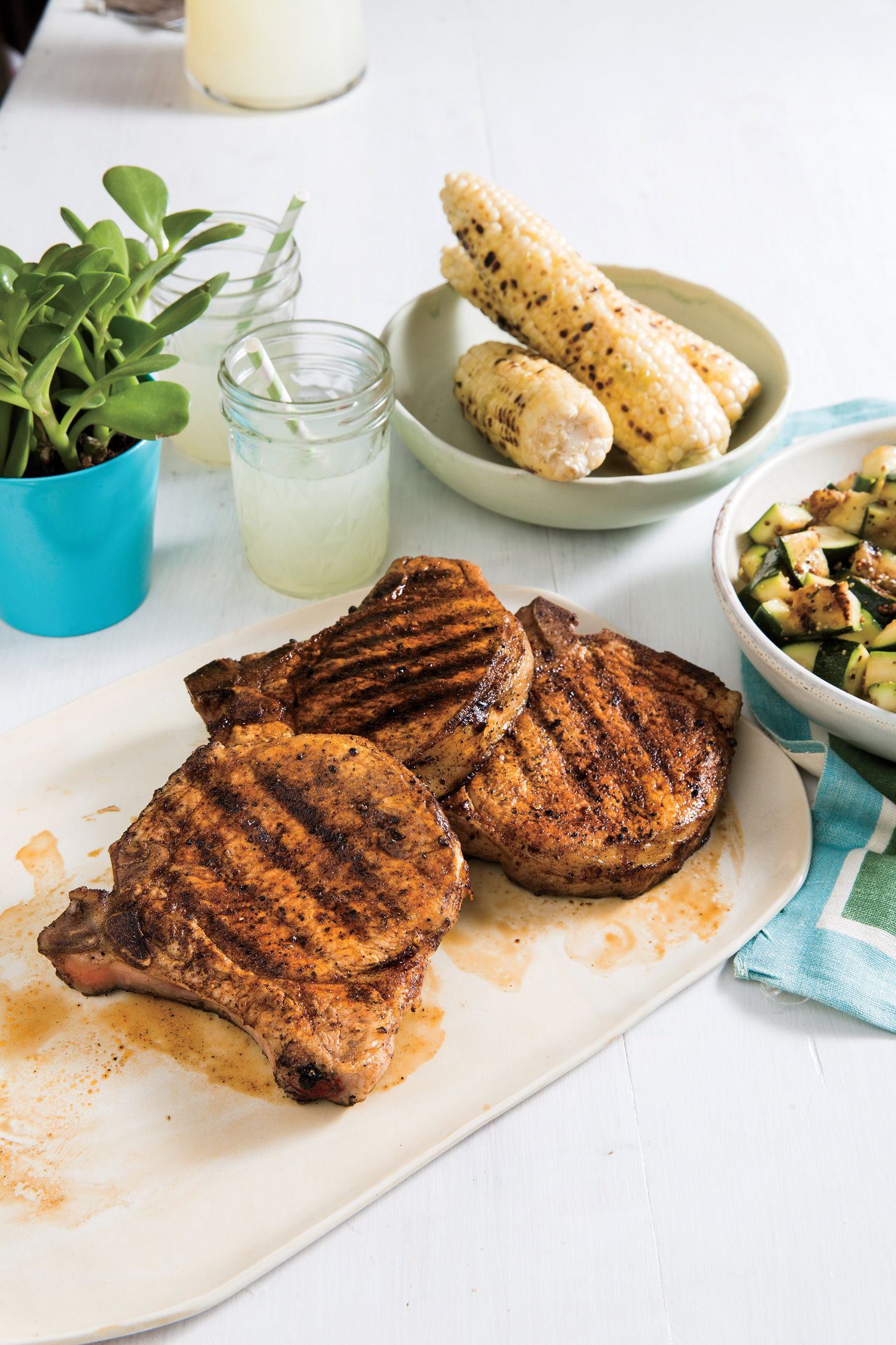 Sides With Pork Chops  Five Perfect Sides for Pork Chops