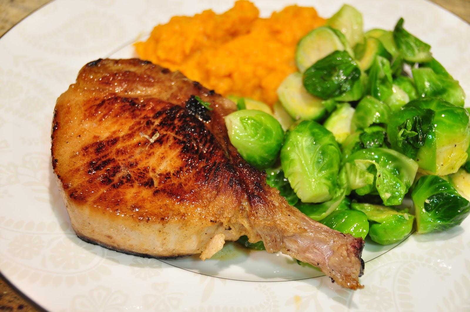 Sides With Pork Chops  Pork chop sides recipes Food pork recipes