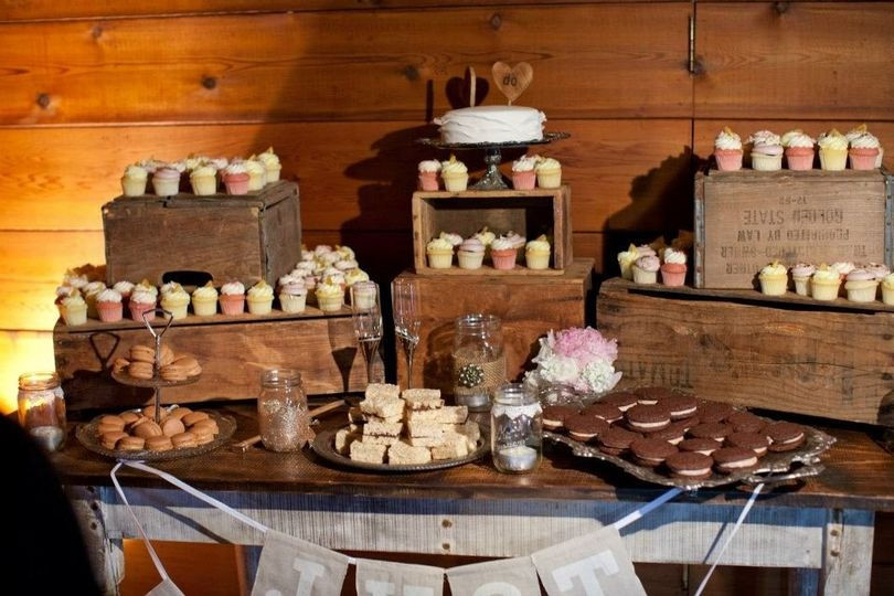 Sift Dessert Bar  Sift Dessert Bar Wedding Cake Santa Rosa CA WeddingWire