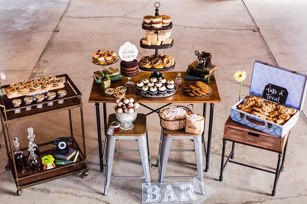Sift Dessert Bar  Best Wedding Desserts in San Francisco Sift Dessert Bar