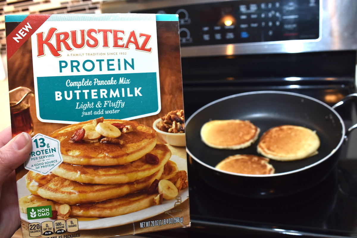 Silver Dollar Pancakes  Krusteaz Silver Dollar Pancakes Brings Back Memories