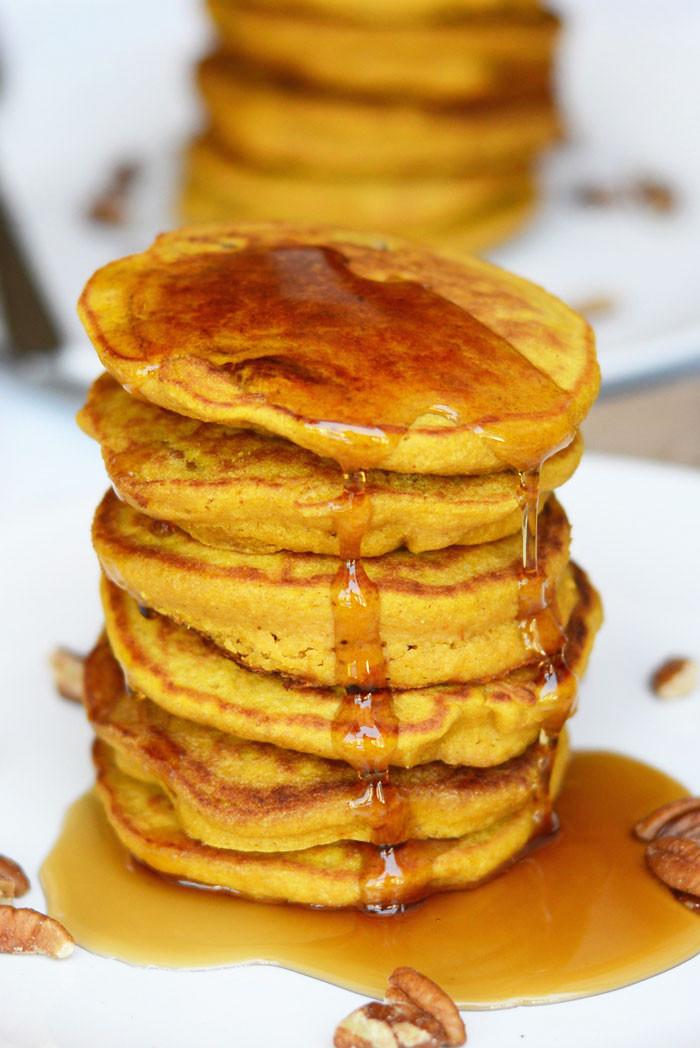 Silver Dollar Pancakes  Smoked Salmon Silver Dollar Pancakes Recipe — Dishmaps