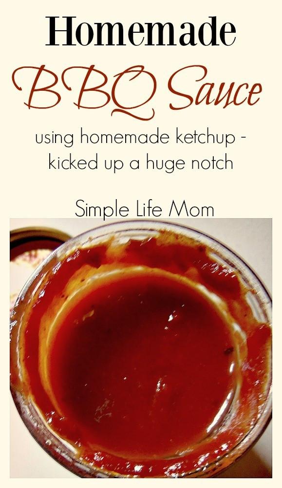 Simple Bbq Sauce Recipe  bbq sauce recipe simple