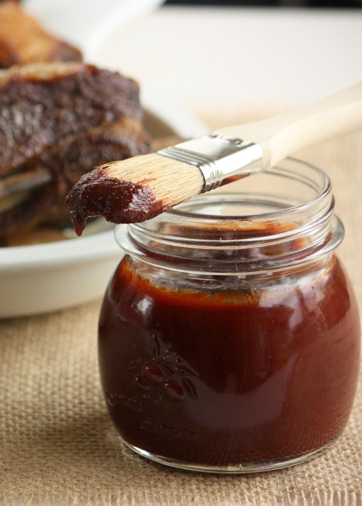 Simple Bbq Sauce Recipe  easy sweet barbecue sauce recipe