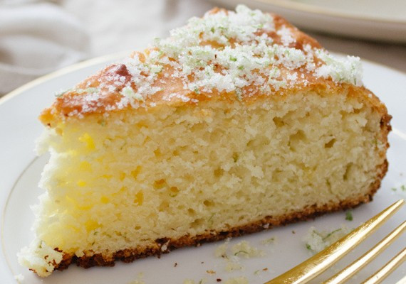 Simple Cake Recipe  Easy Lime Cake Recipe The Answer is Cake