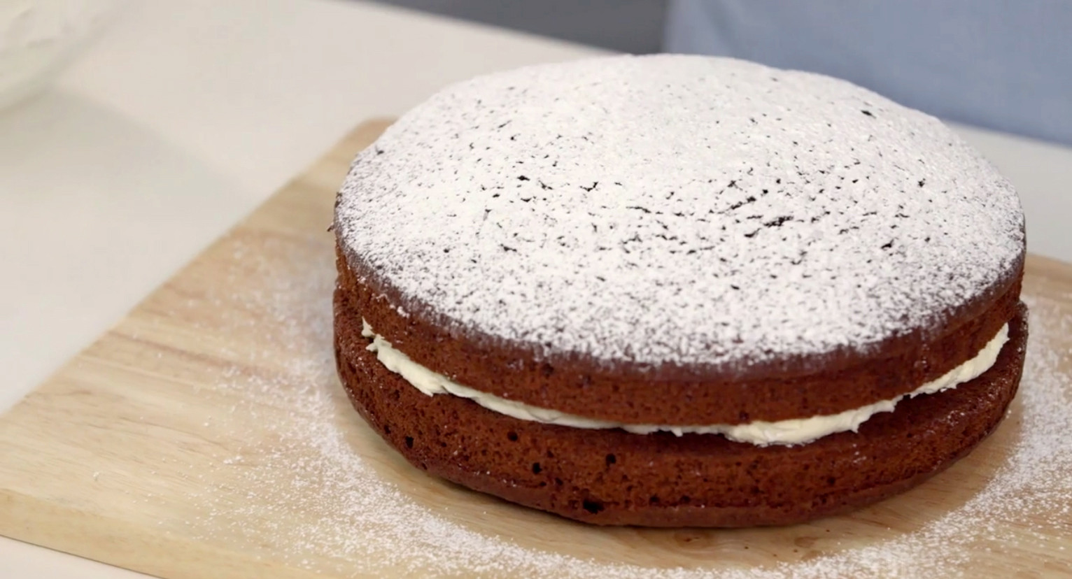 Simple Cake Recipe  No mixer required chocolate cake Recipes from a Normal Mum