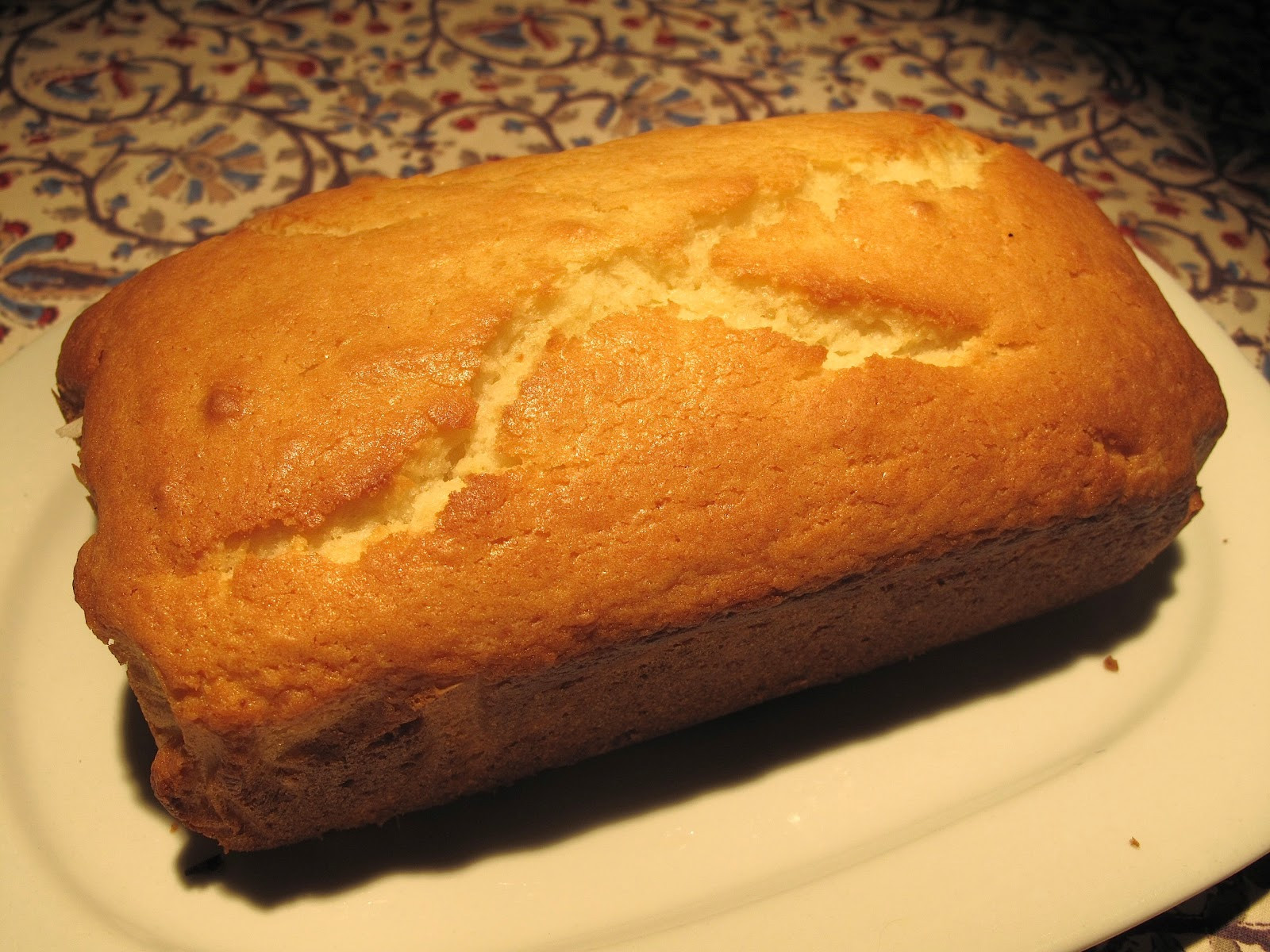 Simple Cake Recipe  somerville kitchen Simple & Delicious French Yogurt