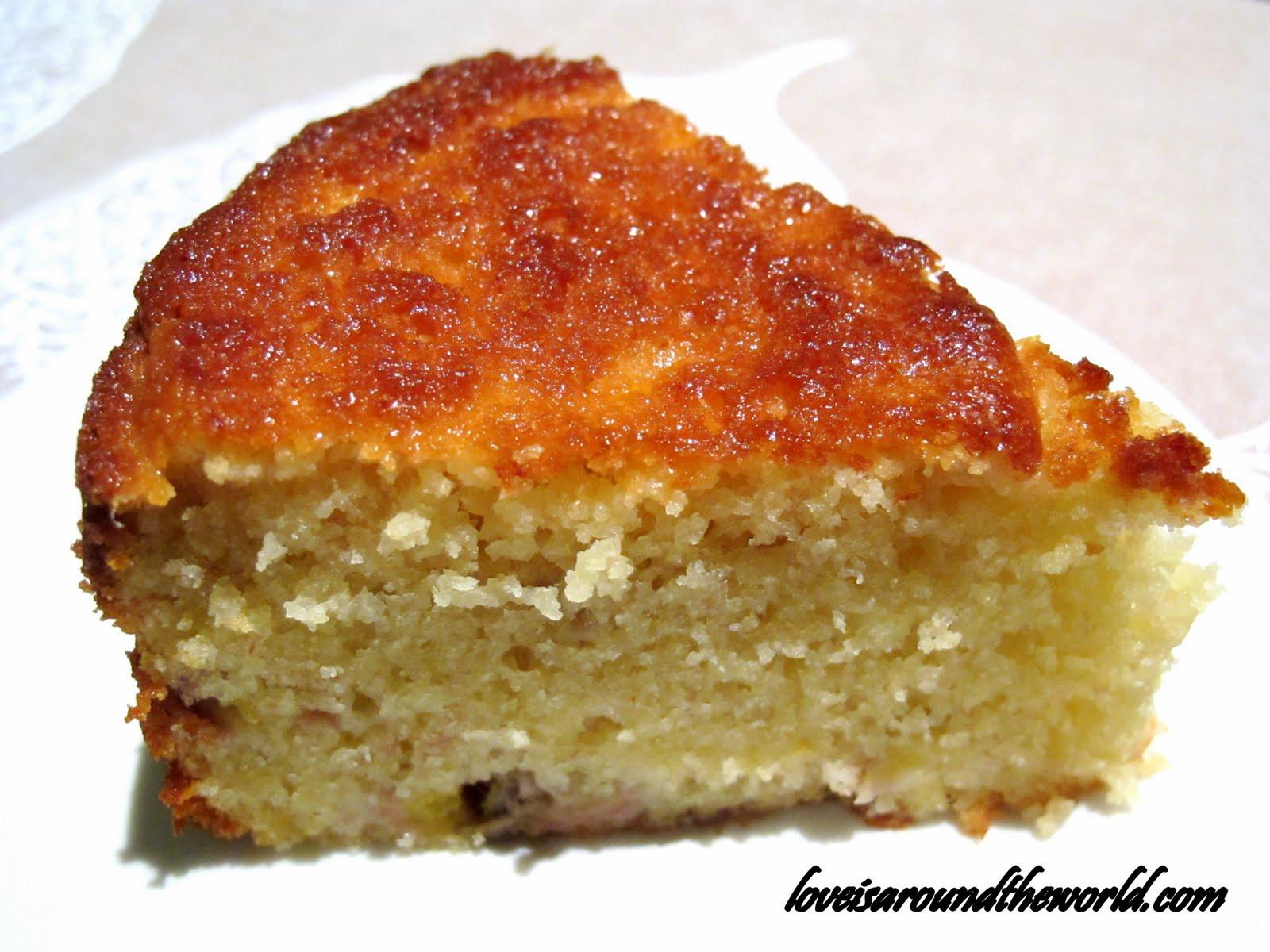 Simple Cake Recipe  Cake Recipe Banana Cake Recipe Recipe