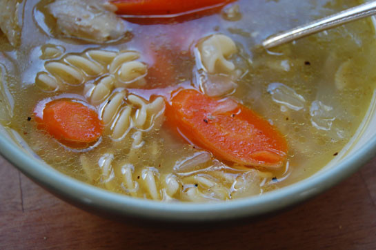 Simple Chicken Noodle Soup  Simple Chicken Noodle Soup