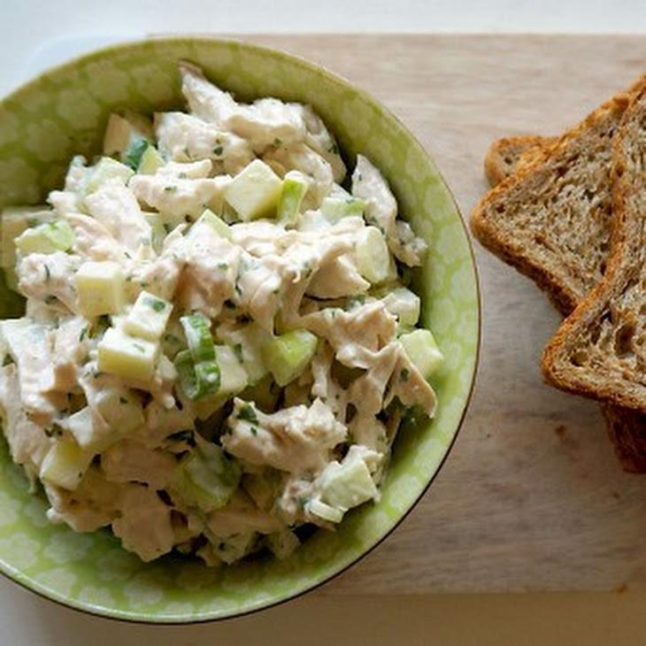Simple Chicken Salad Recipe  Basic Chicken Salad Recipe