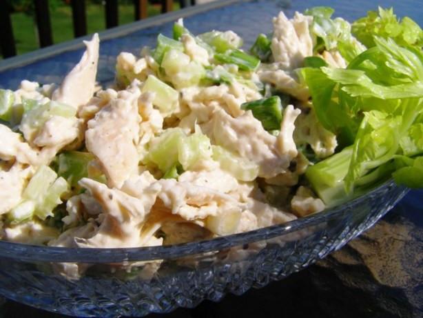 Simple Chicken Salad Recipe  Easy Chicken Salad Recipe Food
