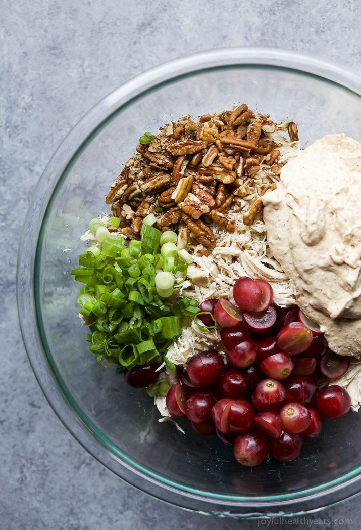 Simple Chicken Salad Recipe  Light & Easy Chicken Salad Recipe