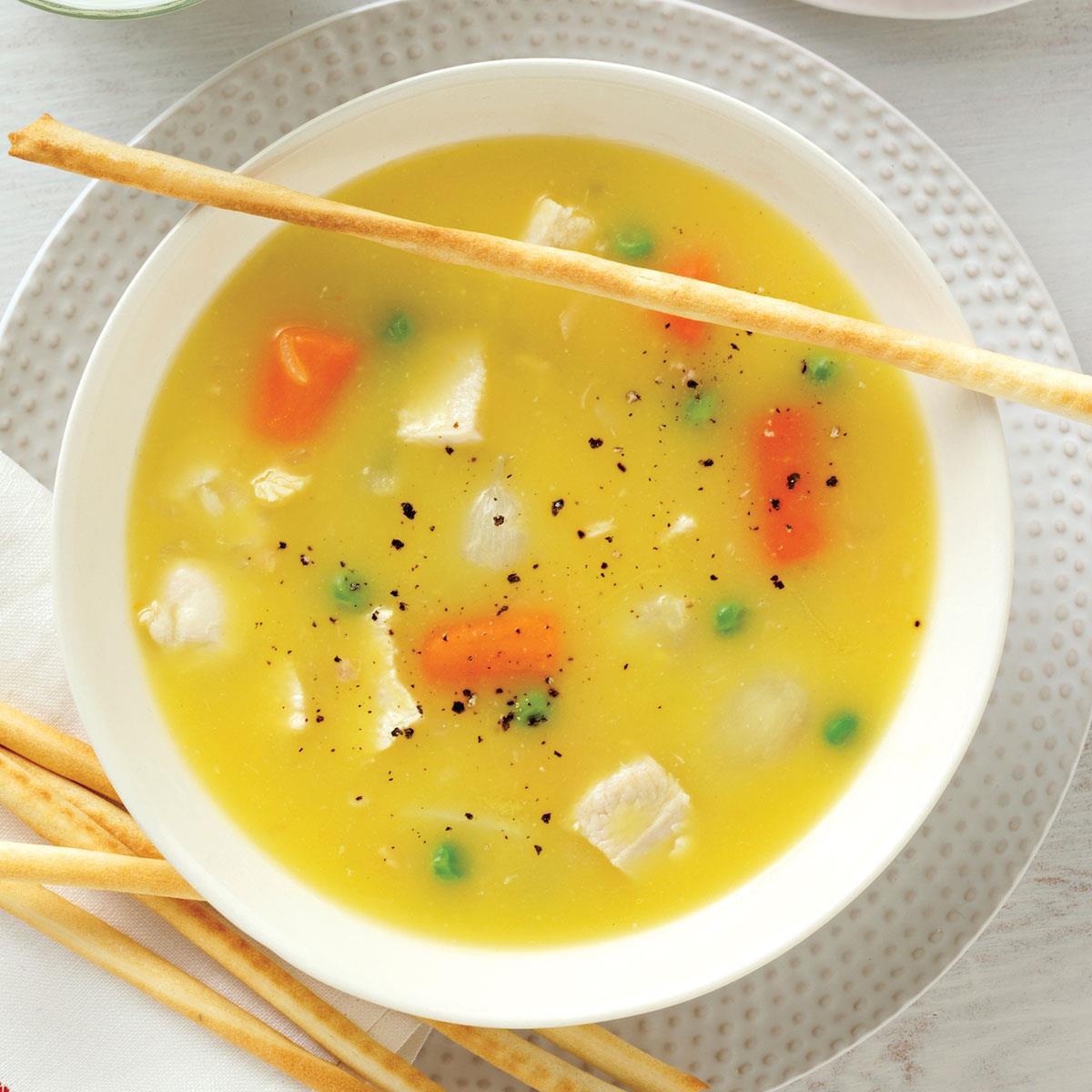 Simple Chicken Soup Recipe  Simple Chicken Soup Recipe