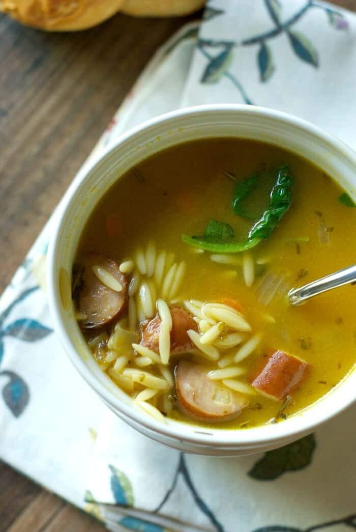 Simple Chicken Soup Recipe  Easy Chicken Soup Recipe LemonsforLulu