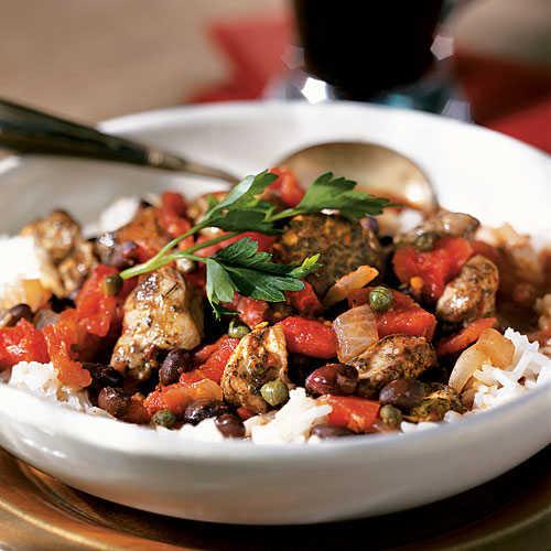 Simple Chicken Stew Recipe  Jamaican Chicken Stew 100 Easy Chicken Recipes Cooking