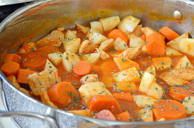 Simple Chicken Stew Recipe  10 Easy Soup Stew Recipes to Enjoy This Fall