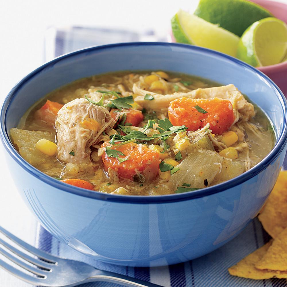Simple Chicken Stew Recipe  Spicy Chicken Stew Recipe