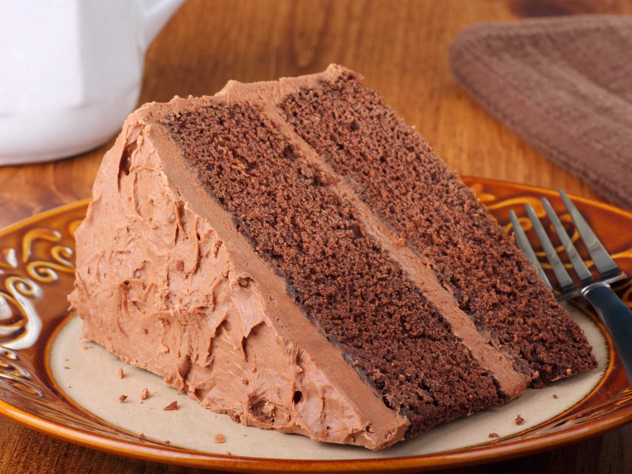 Simple Chocolate Cake  Easy chocolate cake recipe Saga