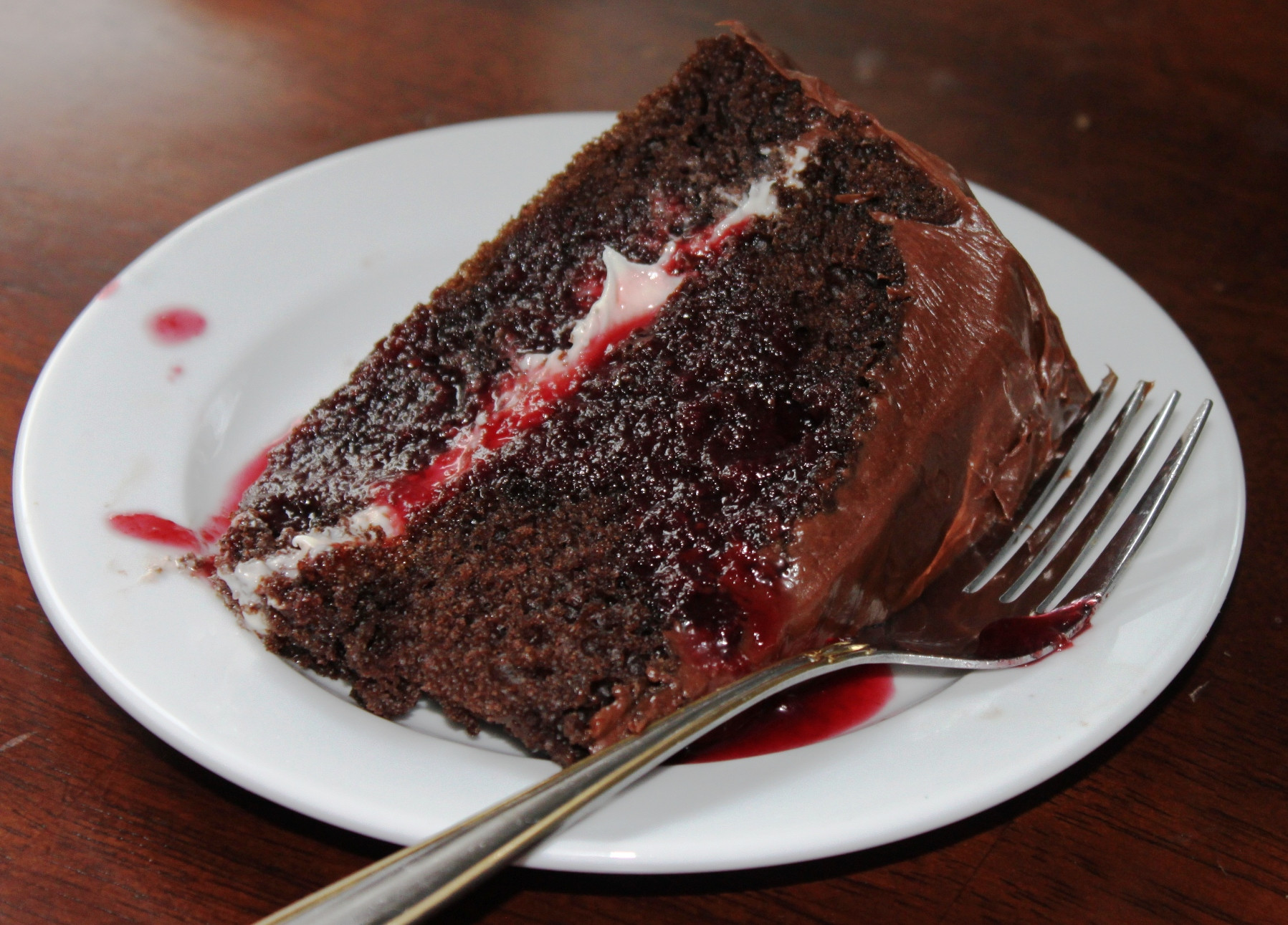 Simple Chocolate Cake  Super Easy Choco Choco Chocolate Cake