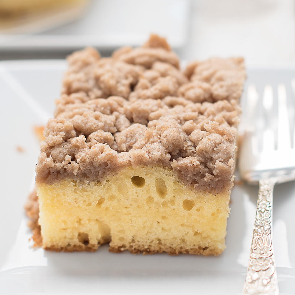 Simple Coffee Cake  Easy Coffee Cake