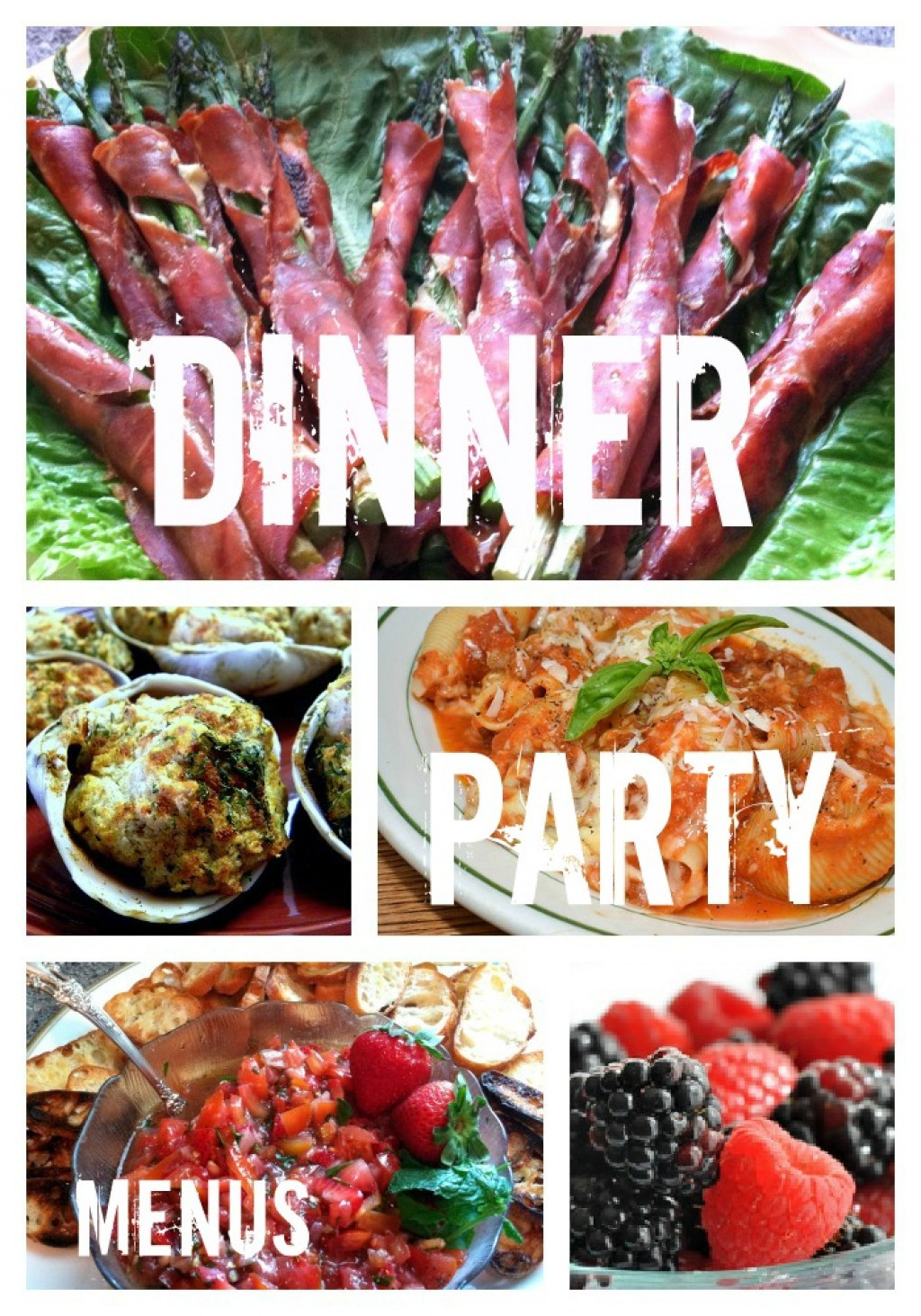 Simple Dinner Party Menu  Dinner Party Recipes