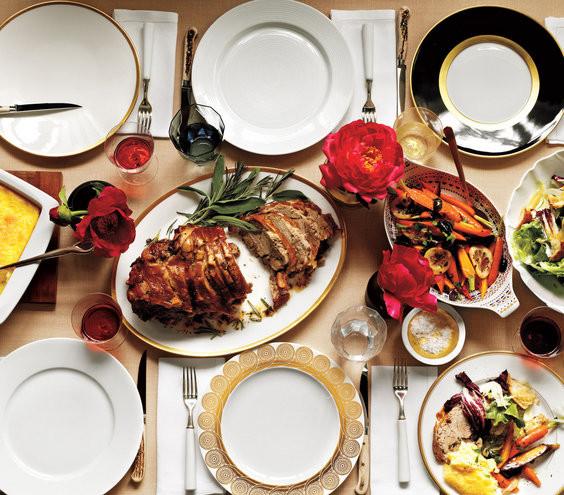 Simple Dinner Party Menu  Make Ahead Dinner Party Menu Real Simple