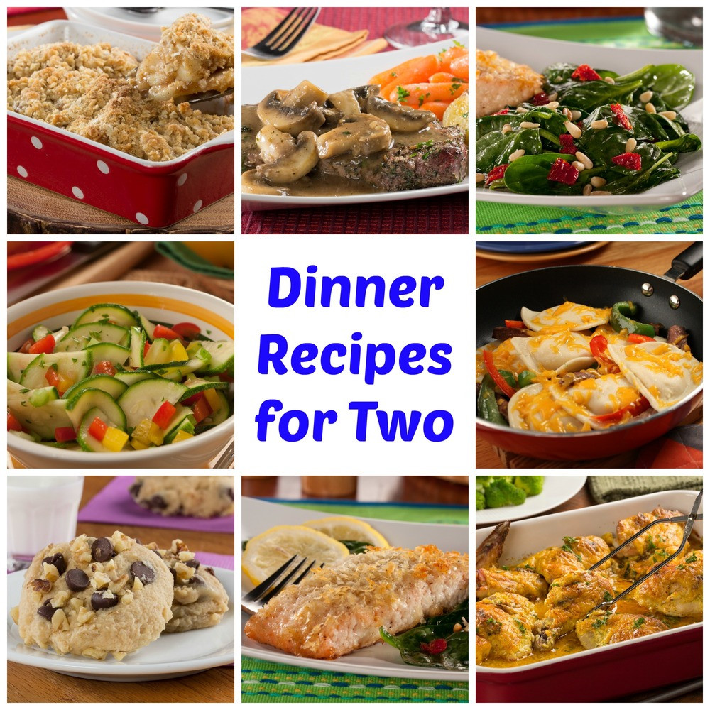 Simple Dinners For Two  64 Easy Dinner Recipes for Two