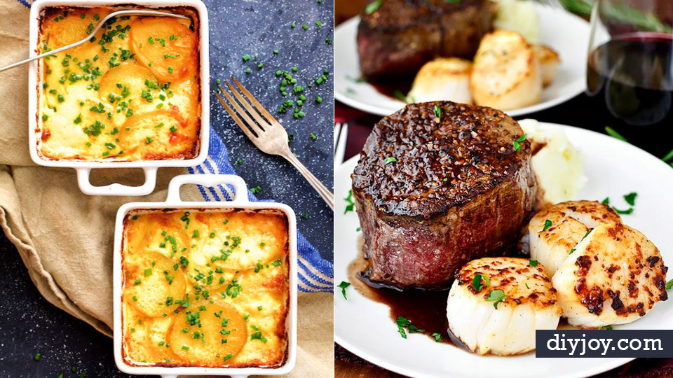 Simple Dinners For Two  33 Easy Dinner Recipes For Two